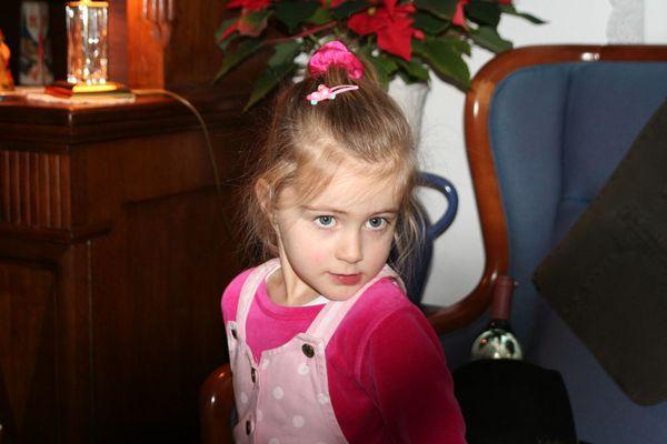 Meine Tochter der kleine Engel!!