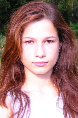 Meine Tochter Janina 14 J.