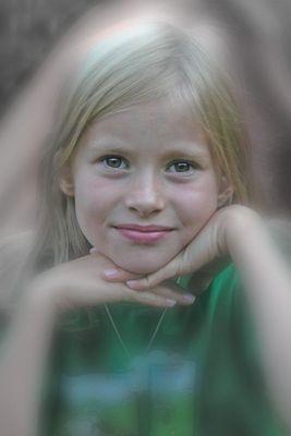 meine Tochter -Lisa-.