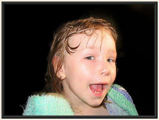 Meine Tochter Selina
