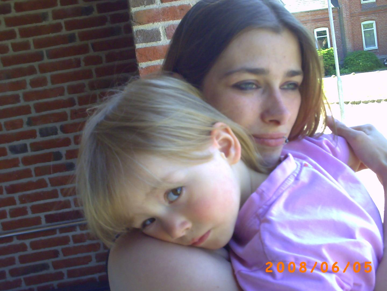 Meine Tochter und ich