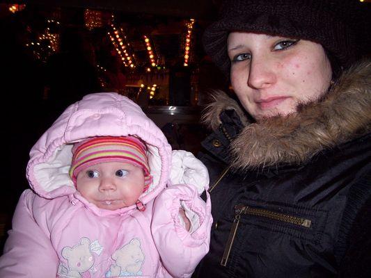 Meine Tochter und ihre Patentante