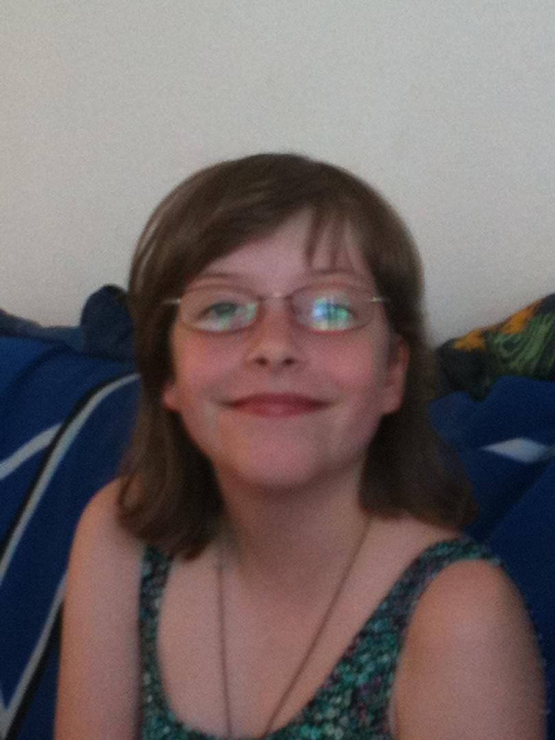 Meine Tochter Yasmina