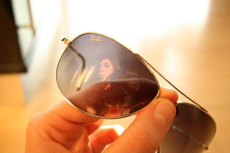 meine tollä brille :D