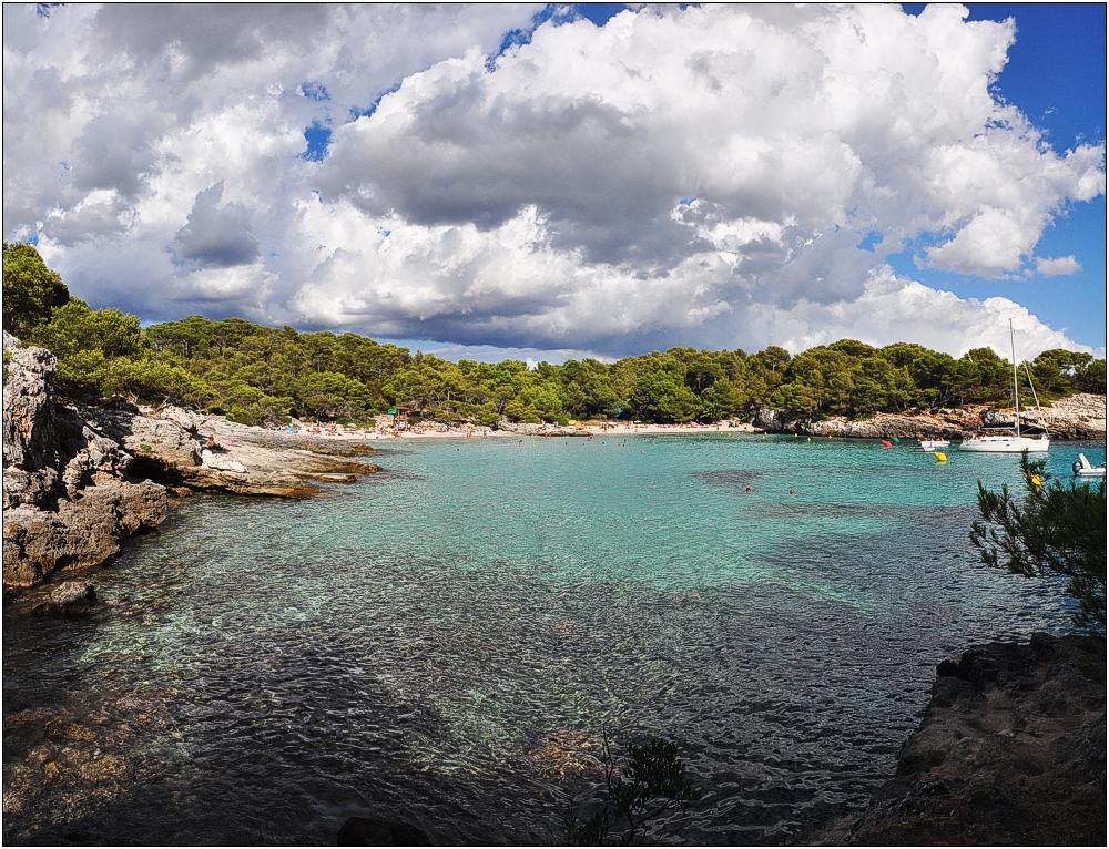 Meine Traumbucht auf Menorca
