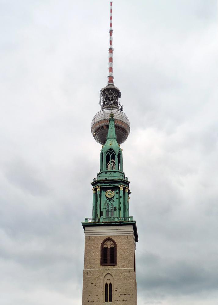 Meine Version der Marienkirche