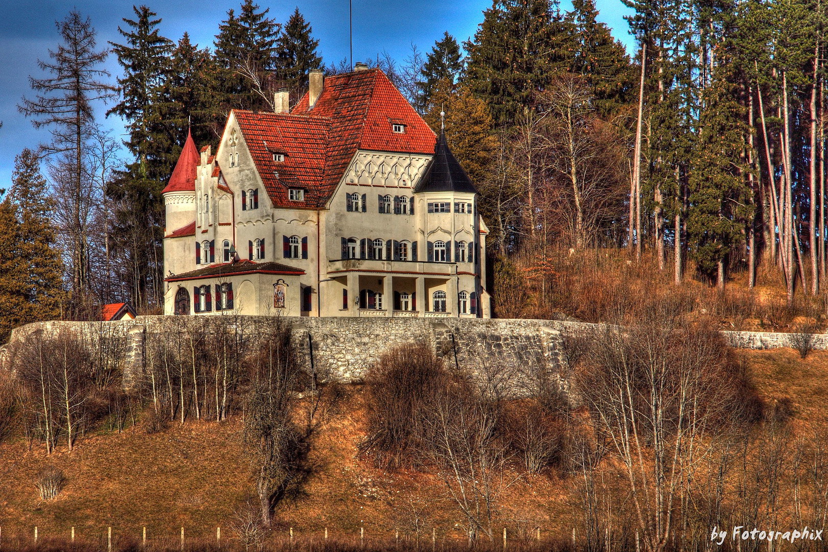 Meine Villa im Allgäu....