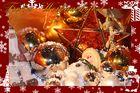 Meine Weihnachtskarte
