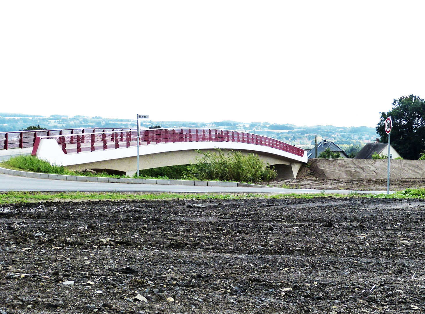 Meine Werster Heide Brücke