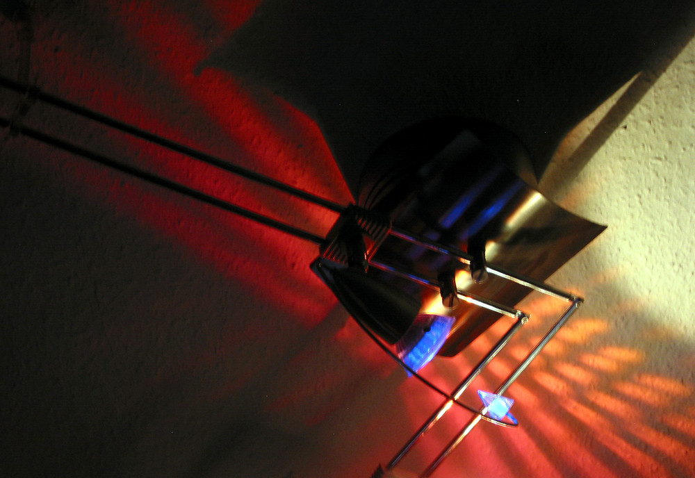 Meine Wohnzimmerlampe