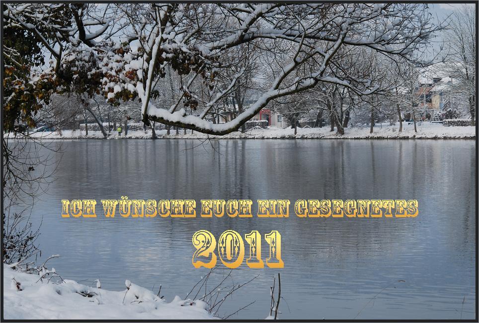 Meine Wünsche für 2011