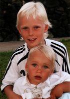 meine zwei Kleinen =)