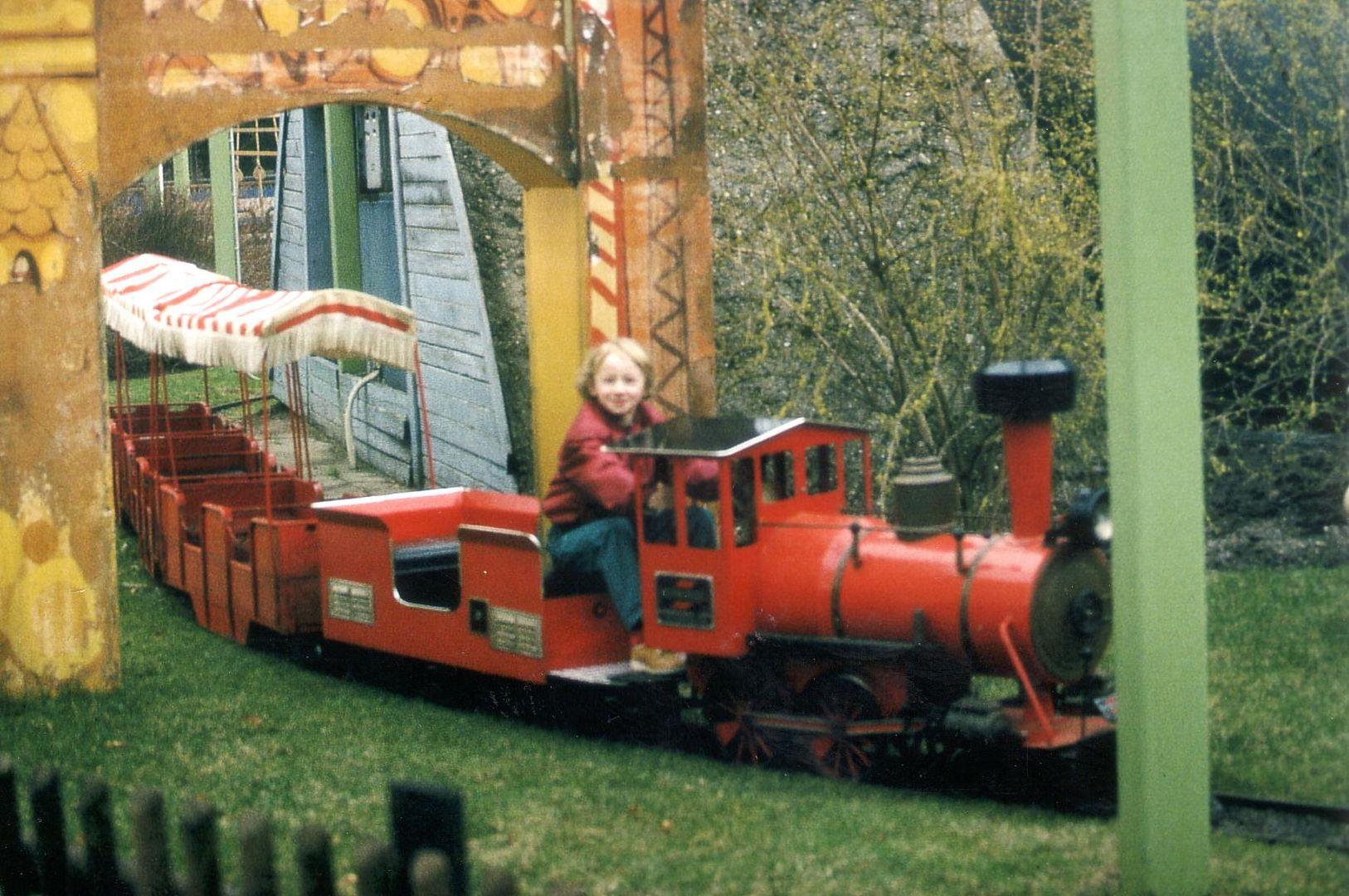 Meine zweite Eisenbahn