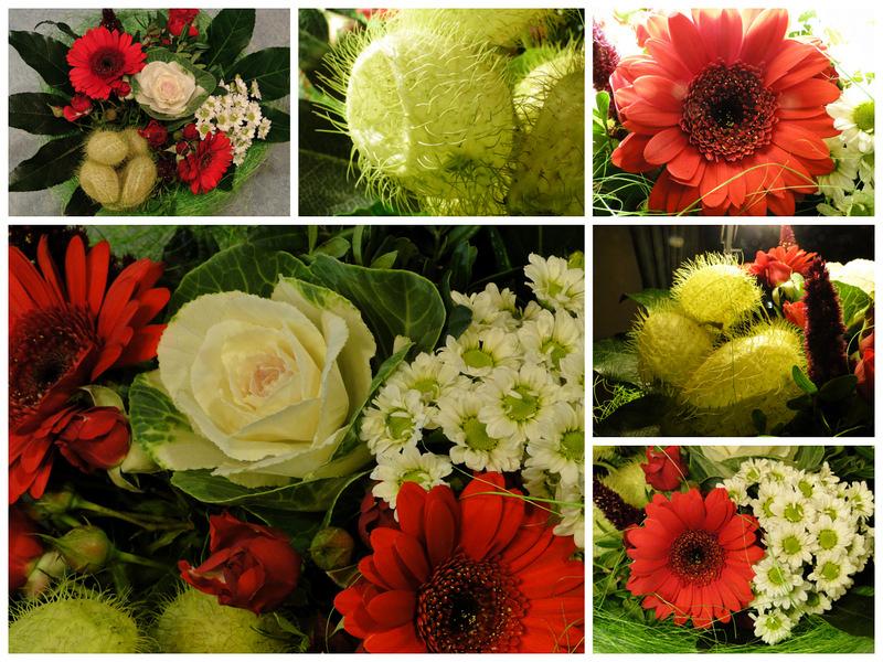 meinen Blumenstrauß gerne