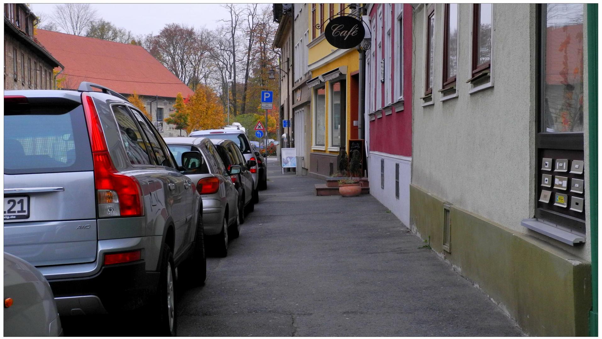 Meiningen, nuestra cafetería preferida