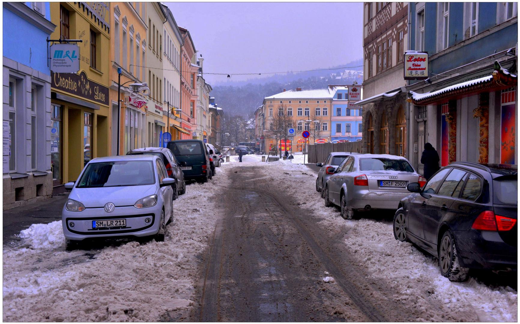 Meiningen, sensaciones invernales V