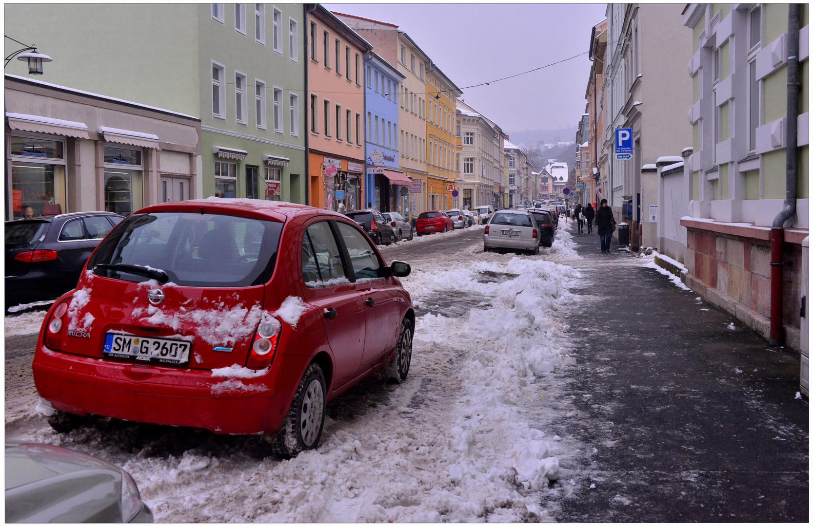 Meiningen, sensaciones invernales VI