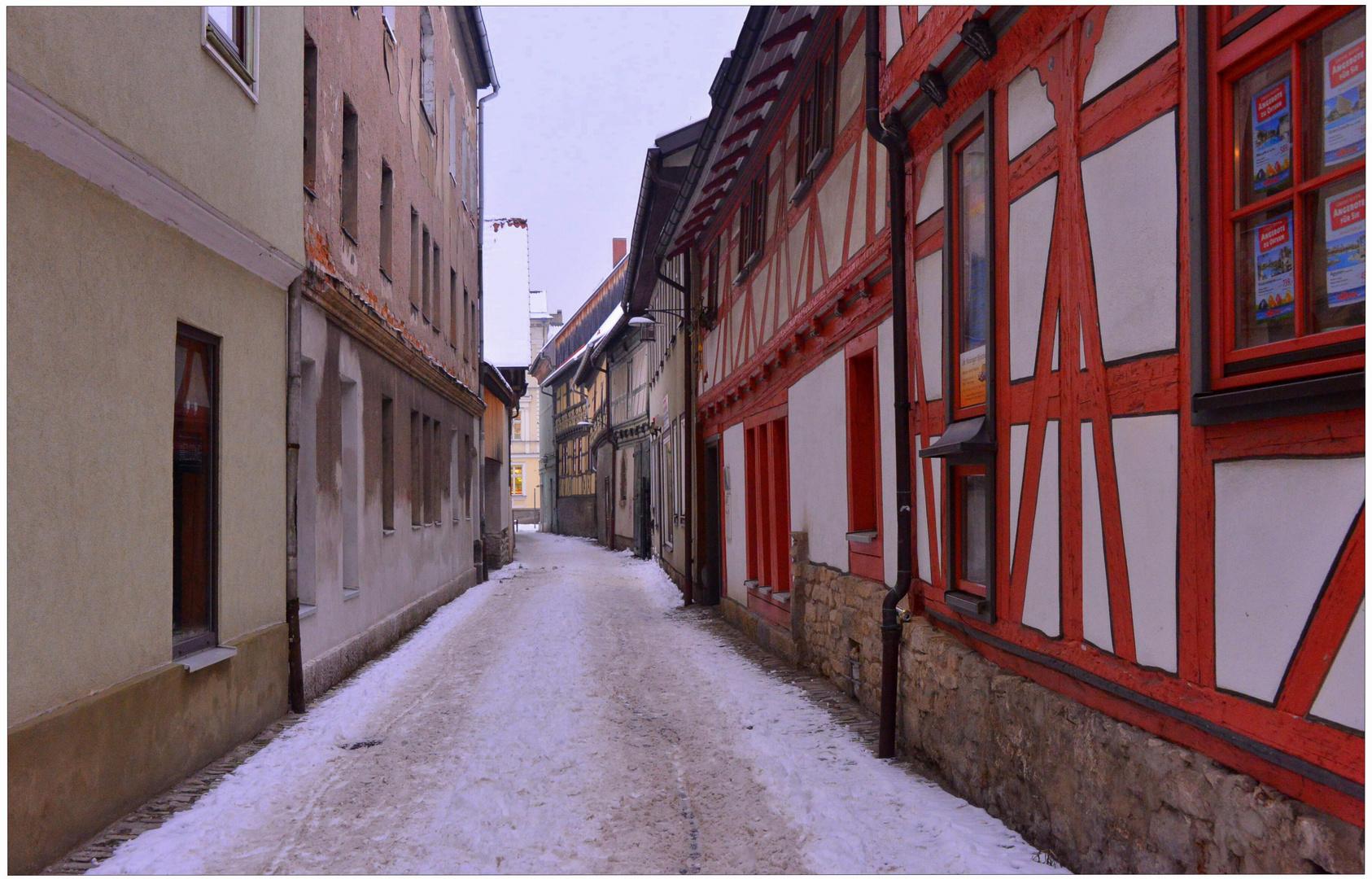 Meiningen, sensaciones invernales VII