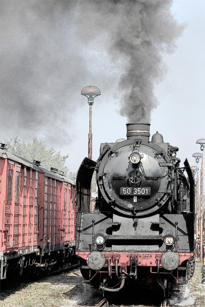 Meininger Dampfloktage 2