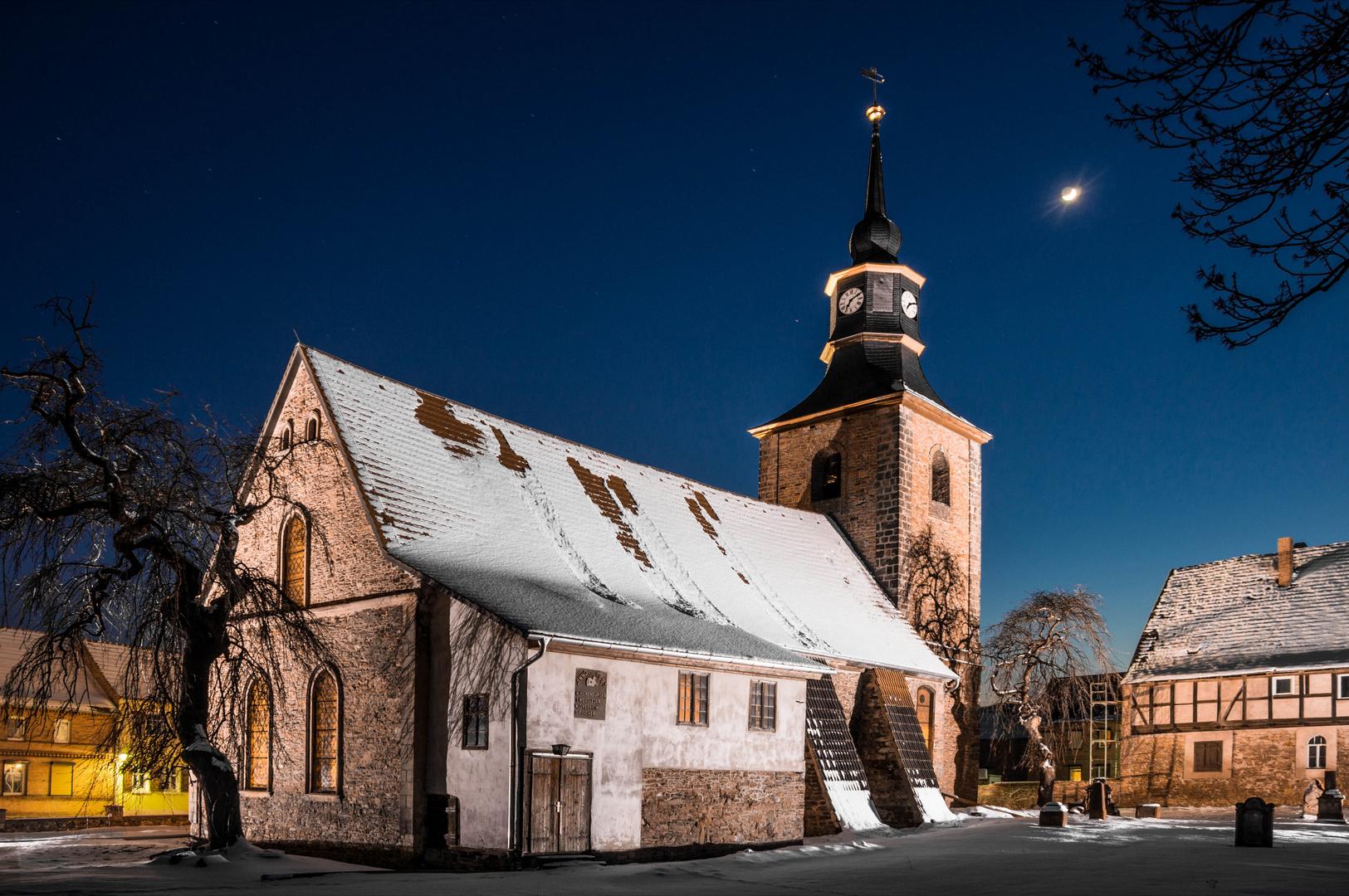 Meisdorfer Patronatskirche...