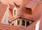 Meissen aufs`Dach geschaut