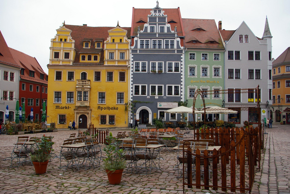 Meißener Marktplatz