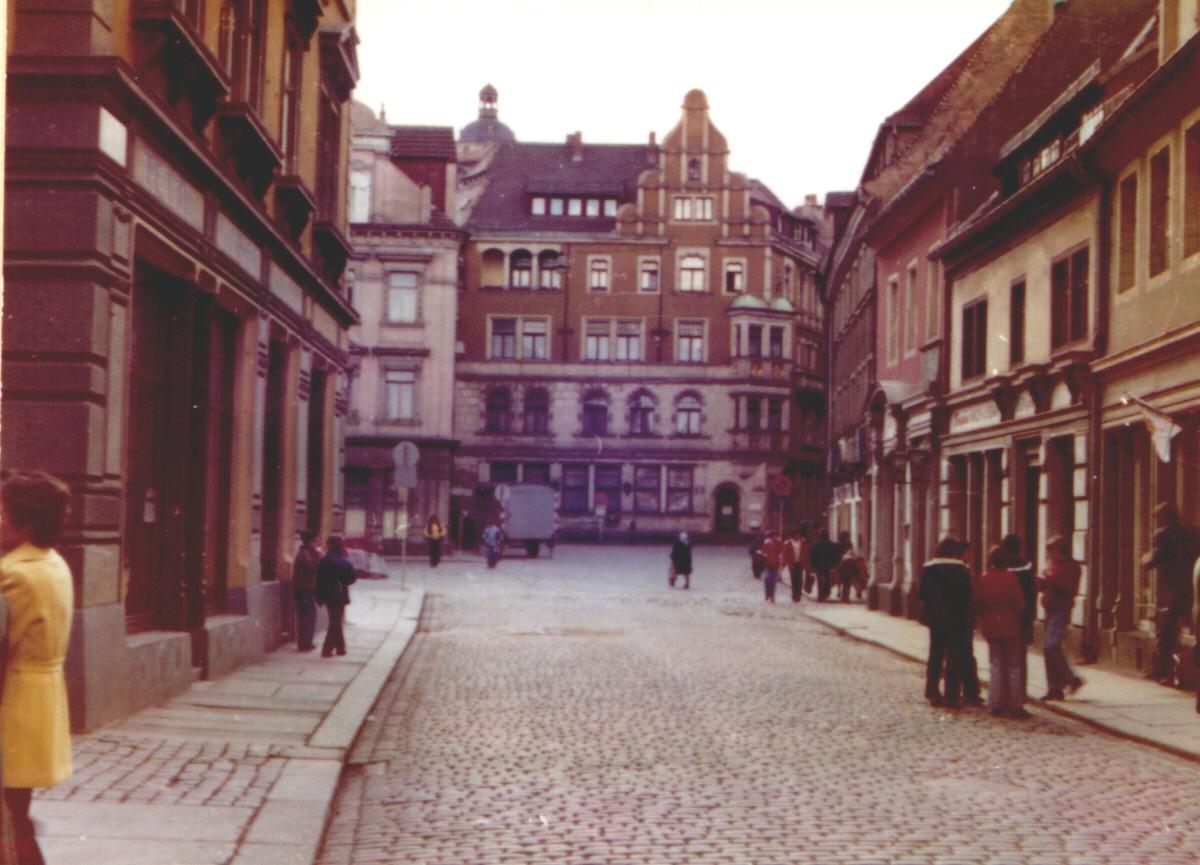 Meißner Altstadtstraße