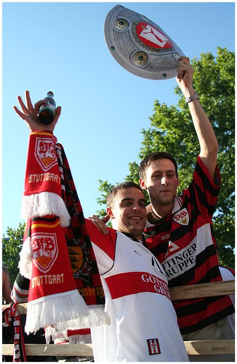 Meister 2007 > VFB Stuttgart