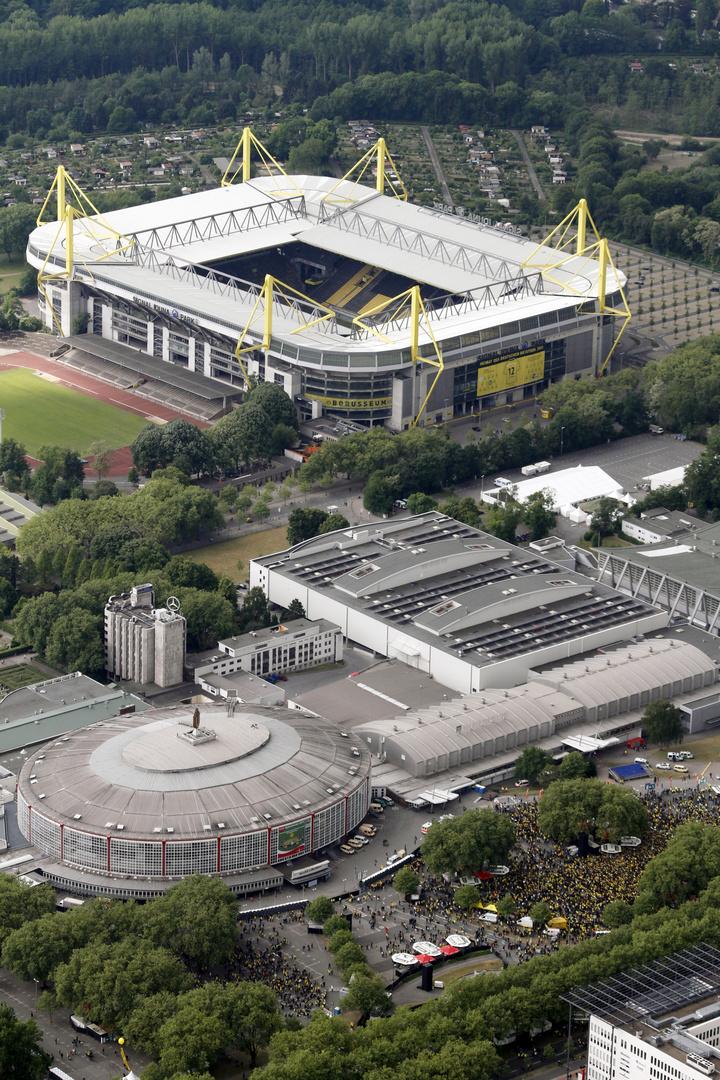 Meisterfeier BVB Borussia Dortmund 15.5.11