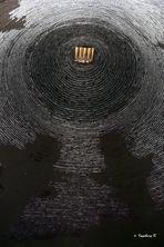 Mekong Delta - Brennofen-Kuppel von innen