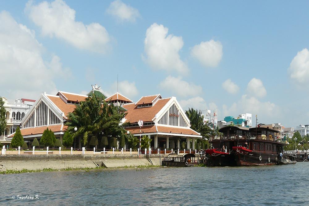 Mekong Delta - Chau Doc - 1