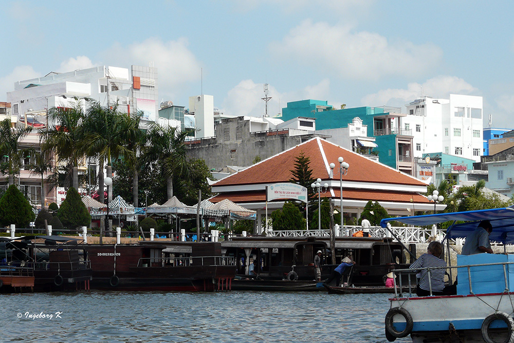 Mekong Delta - Chau Doc - 2