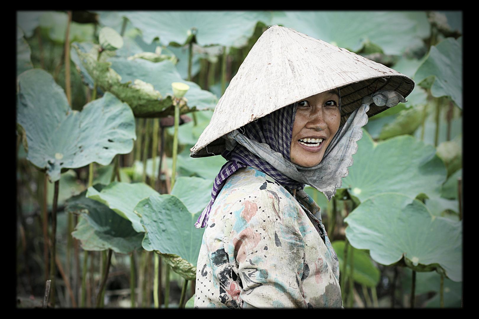 Mekong Delta, Châu Doc, Vietnam