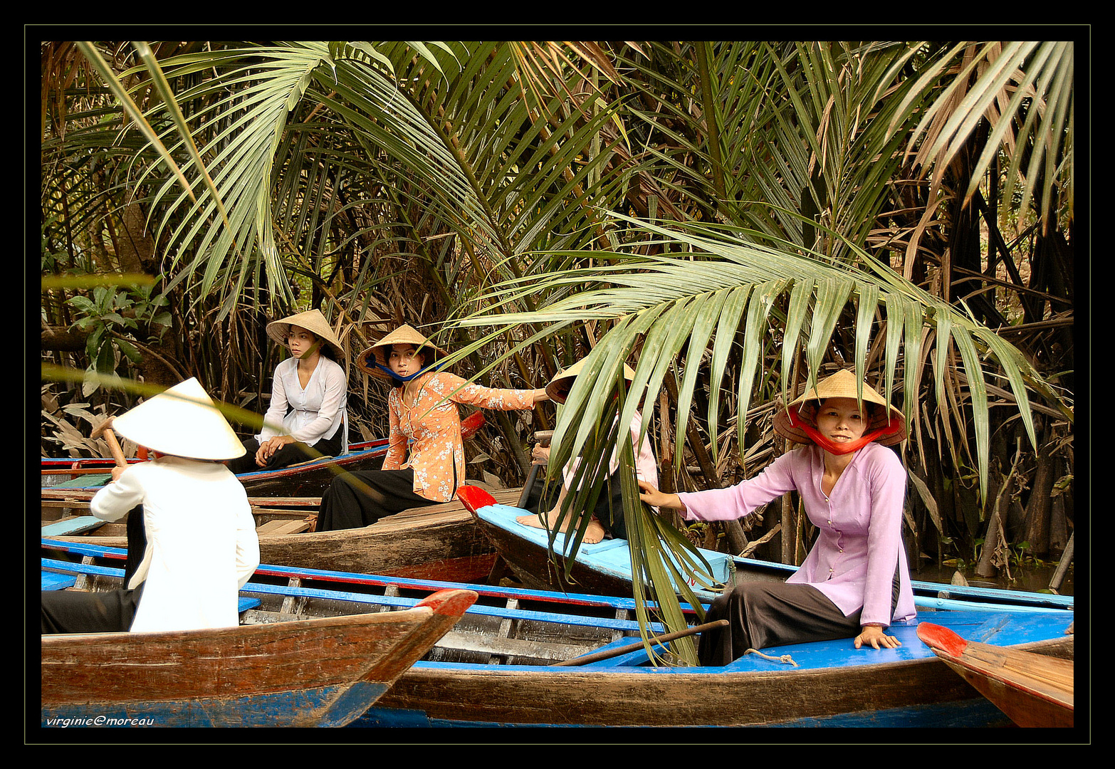 Mekong girls