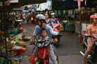 Mekong, Sadec Marktbesuch