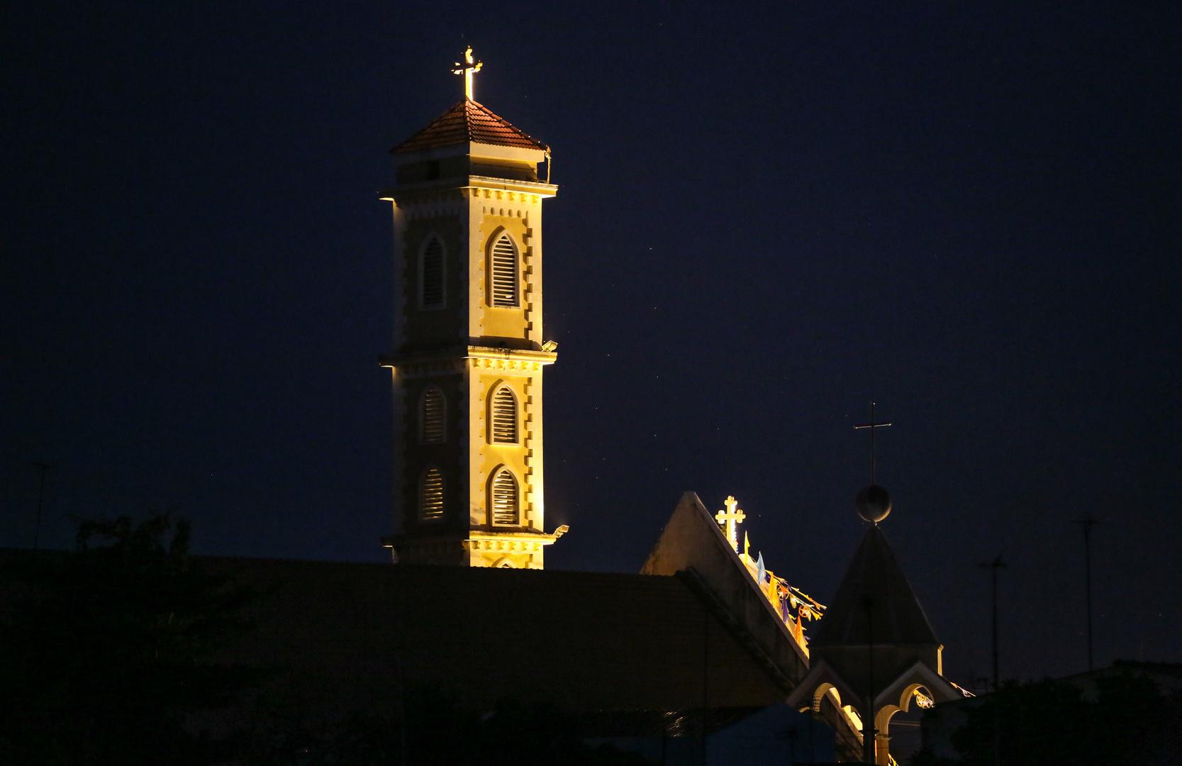 Mekong, Sadec´s Kirche