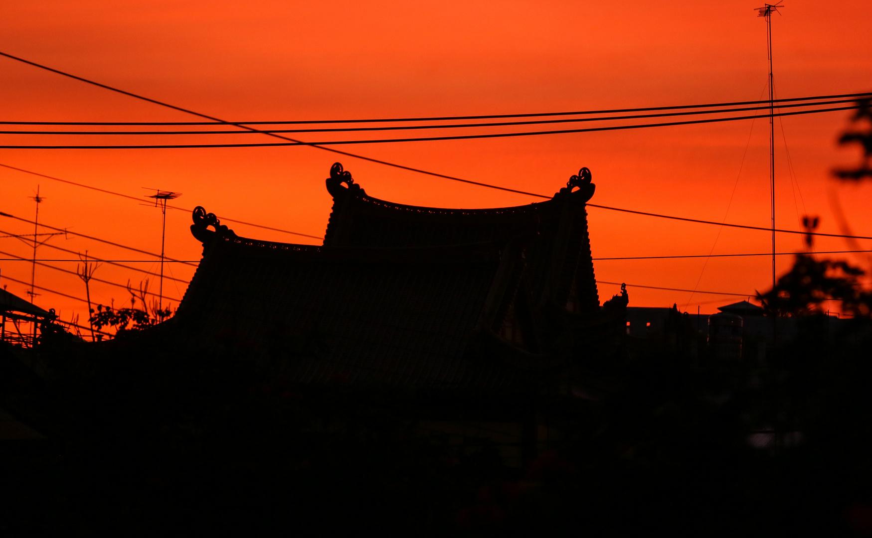 Mekong schwarz rot