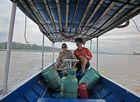 Mekongfahrt mit explosiver Fracht
