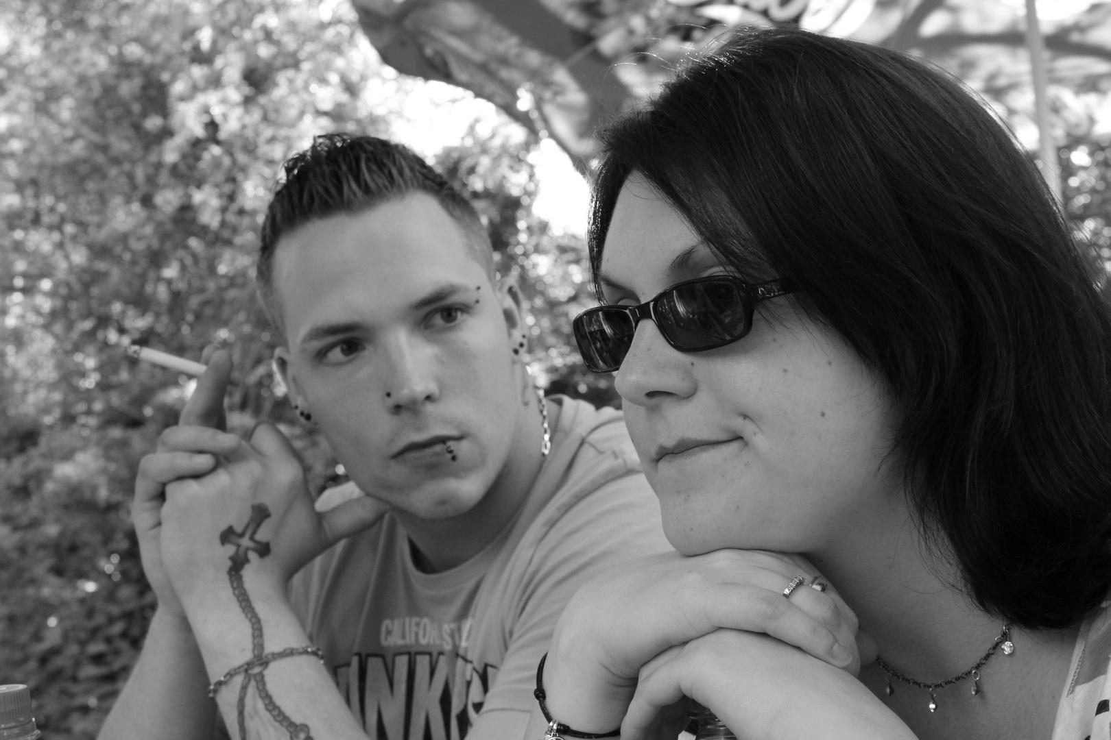 Mela und Simon I