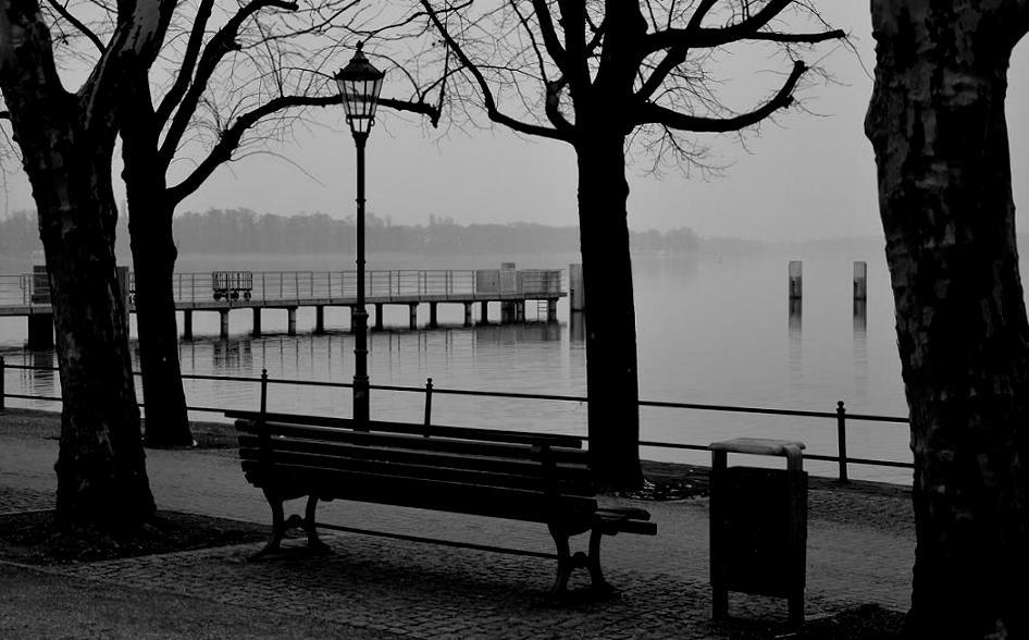 Melancholie eines Nachmittags