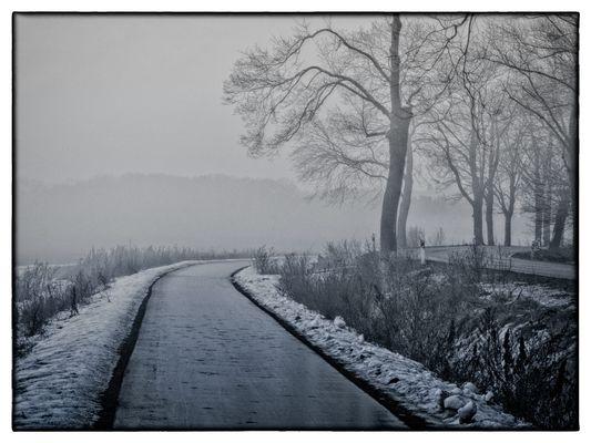 mélancolie - c'était un fol hiver