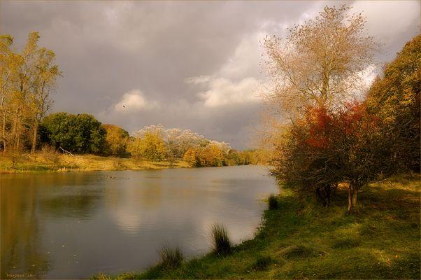 Mélancolie de l'automne..