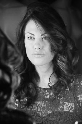 Melania Dalla Costa Attrice Cinema Melania Dalla Costa #melaniadallacosta #biancoenero #attrice #gla