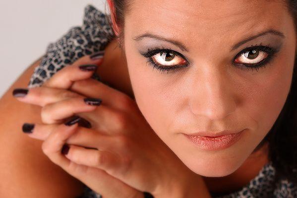Melanie beim Usertreffen Kirchheim Teck / Fotostudio