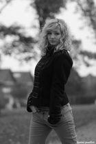 Mélanie black & white