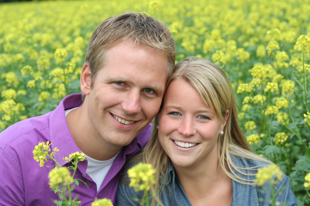 Melanie und Daniel