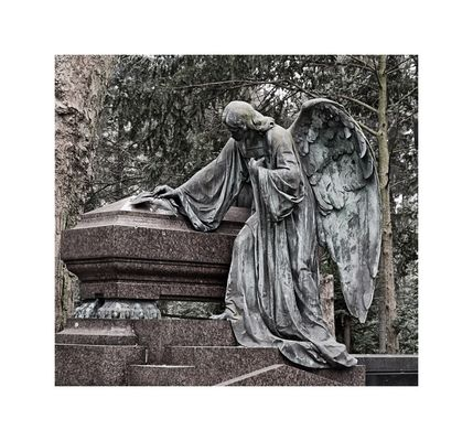 Melaten Friedhof, Köln III
