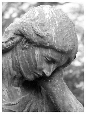 Melaten - Trauer
