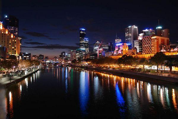 Melbourne 2007
