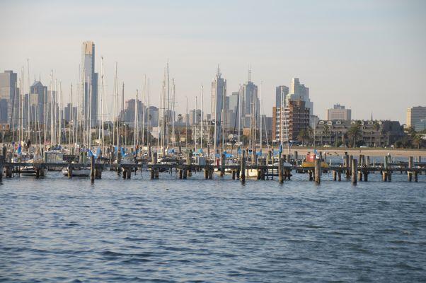 Melbourne Skline